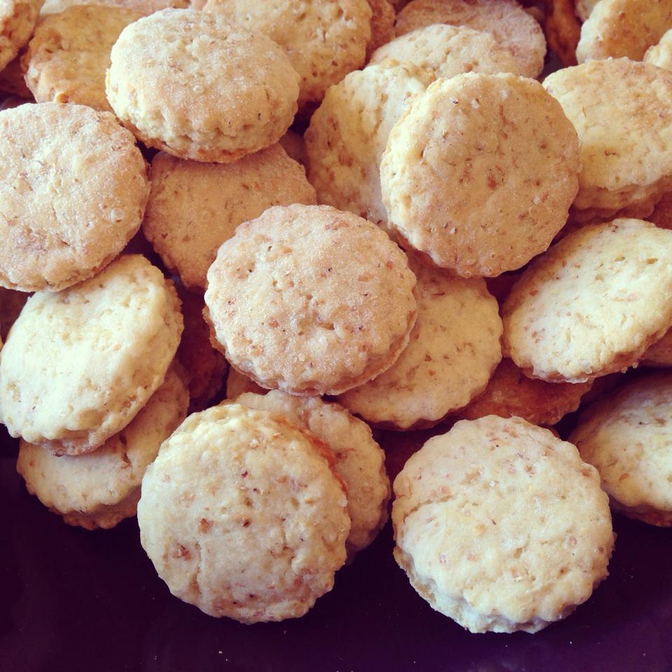 biscottini leggeri al farro