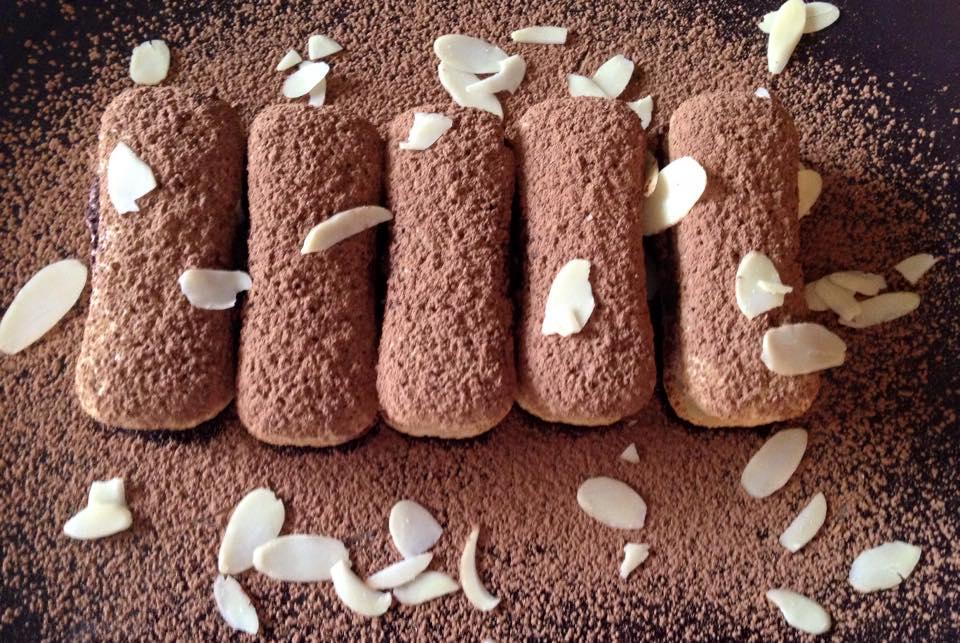 pavesini ricotta cacao