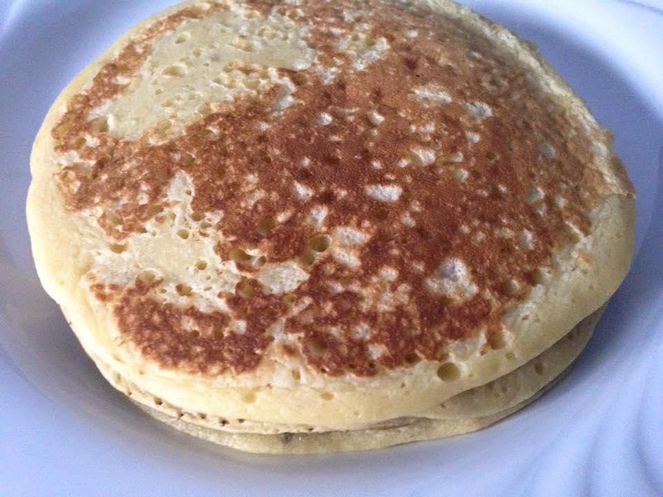pancake banana1